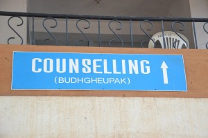 Counseling Sign in India