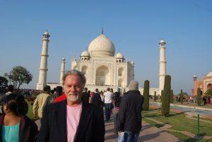 Jim at Taj